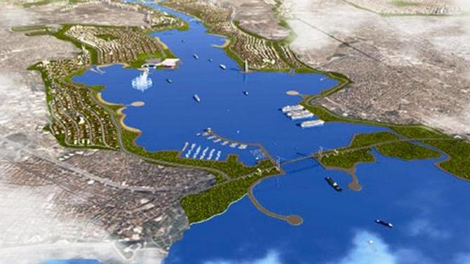 Kanal İstanbul projesinde şok gelişme