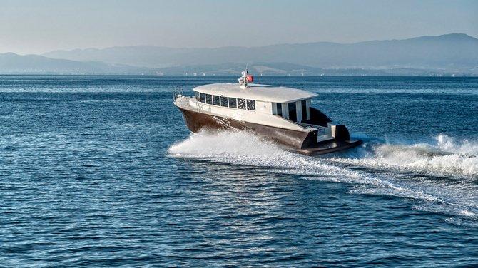Alen Yacht  yolcu taşımacılığında