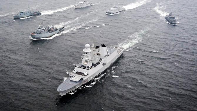 NATO'dan 'Deniz Muhafızı' adlı yeni güvenlik operasyonu