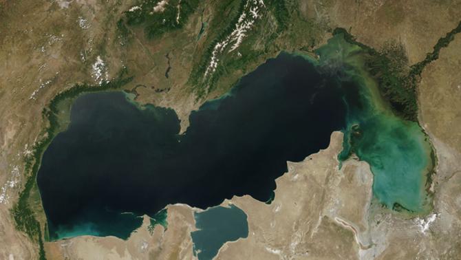 İran Hazar Denizi'nin adını değiştiriyor