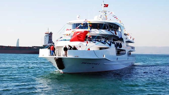 Denizcilerden ücretsiz ulaşım seferberliği