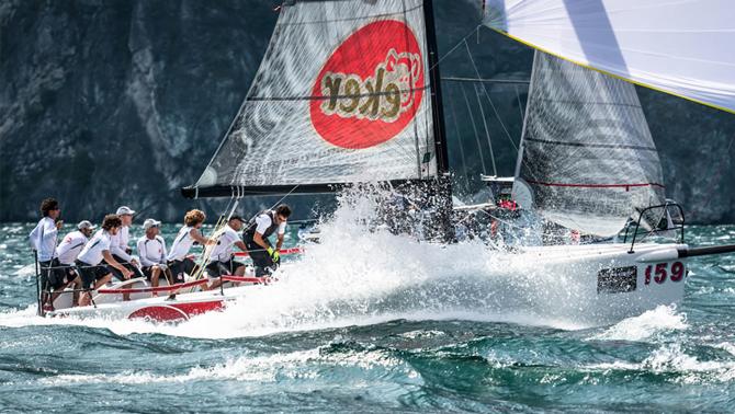 Eker Sailing Team, İtalya serüvenini tamamladı