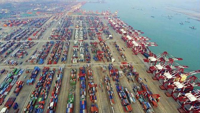Çin'de büyüme hedefi tutturulacak