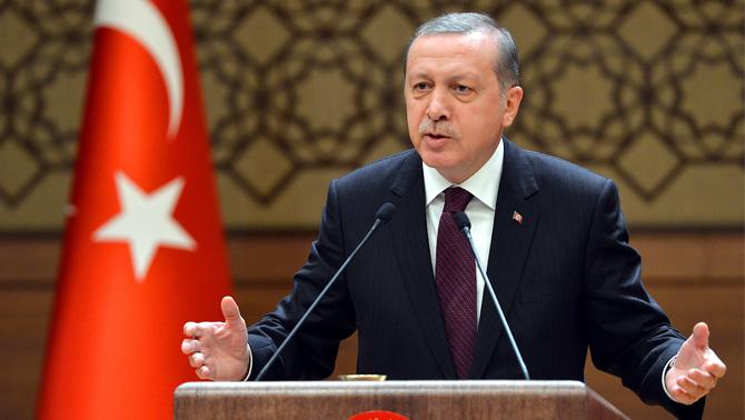 """Cumhurbaşkanı Erdoğan: """"Bu girişimlere asla geçit vermeyeceğiz"""""""