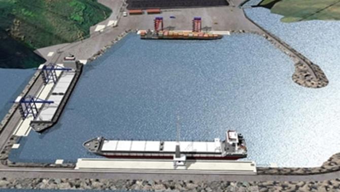 Filyos Limanı Kardemir'i dünyaya açacak