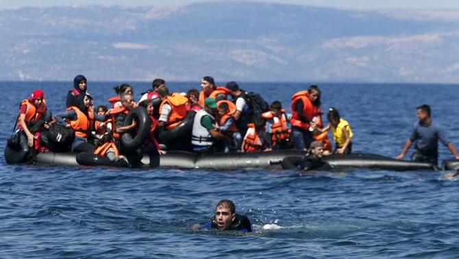 Akdeniz'de bu yıl 3 bin sığınmacı boğuldu