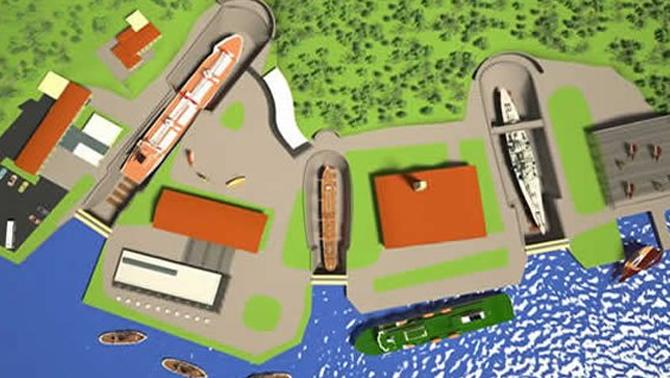 Tartışmalı Haliçport Projesi'nin ÇED raporu kabul edildi