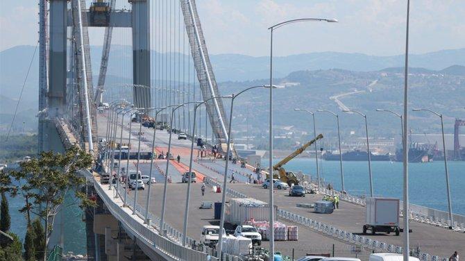 Bakan'dan Osmangazi Köprüsü ile ilgili son açıklama