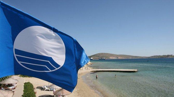 Deniz suyu kalitesi mavi bayrakları arttırıdı