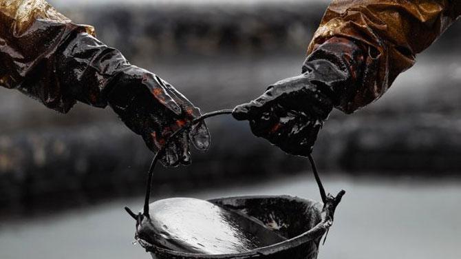 Petrolün fiyatı 44,80 dolara çıktı