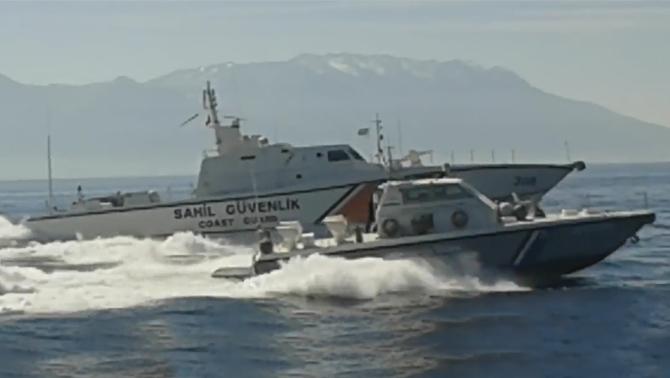 Yunanistan'ın kara suları sınırı 12 mile çıkarıldı