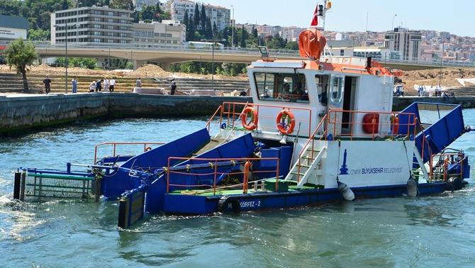 İzmir Büyükşehir Belediyesi, çevre koruma filosunu genişletiyor