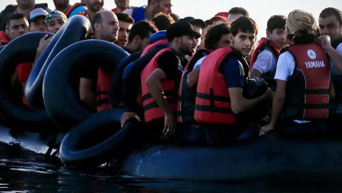 15 Temmuz sonrası Yunanistan'a geçen göçmen sayısı arttı