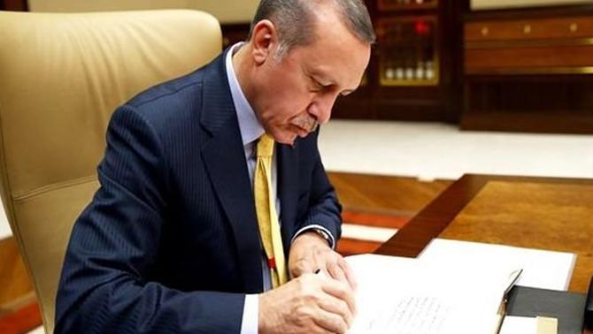 Cumhurbaşkanı Erdoğan, yapılandırma kanununu onayladı