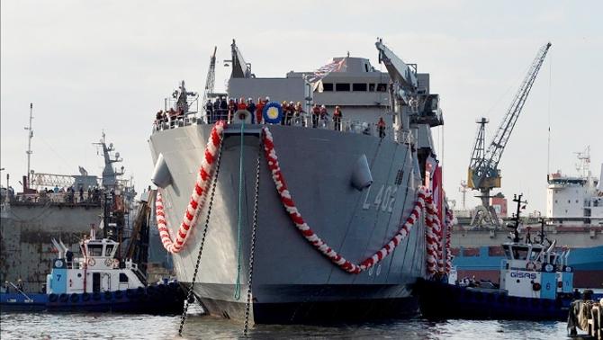Sancaktar, Türkiye'nin deniz gücünü dünya denizlerinde temsil edecek