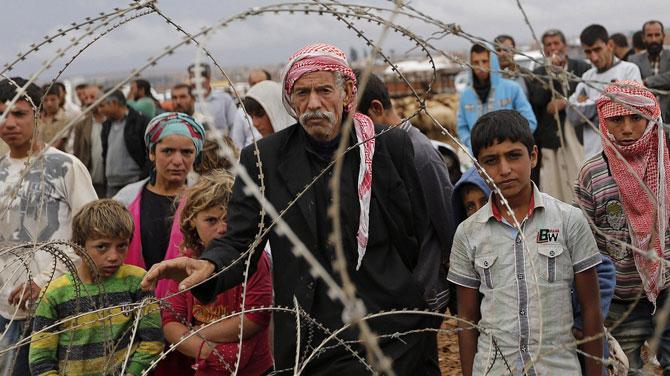 Mültecilerin umuda yolculuğu 5 ay önceki seviyeye döndü