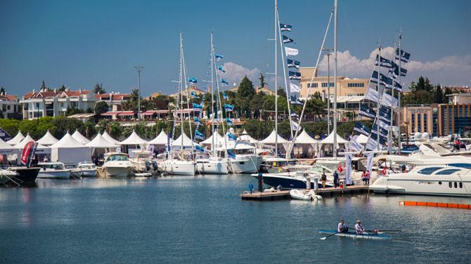 Boat Show Eurasia 27 Eylül'de kapılarını açıyor