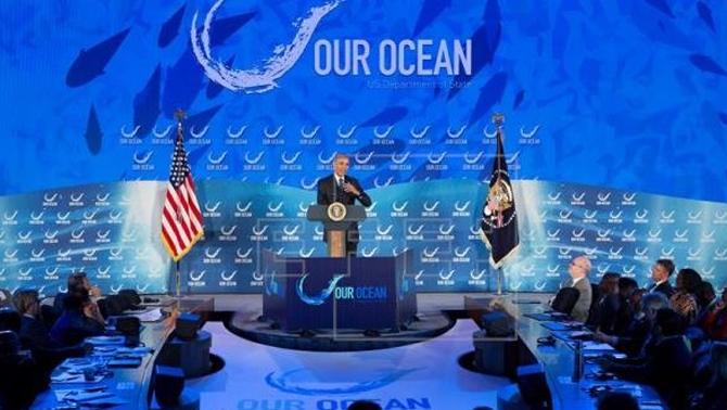 Amerika okyanusları korumak için harekete geçti.