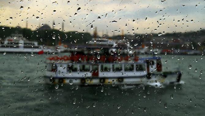 Gökgürültülü sağanak yağış uyarısı