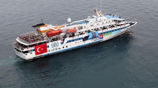 """UCM'deki """"Mavi Marmara Davası"""" 1 Mayıs'ta"""