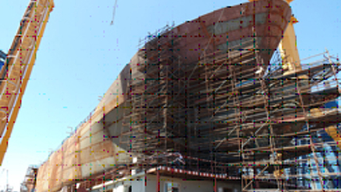 Marineline cargo tank coating seeing strong activity in newbuilds and re-coatings of chemical tankers in turkey