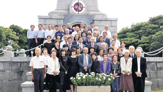 Japonlar 'Ertuğrul'u unutmadı