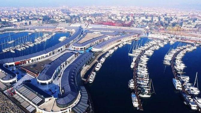 Boatshow Eurasia'da 180 tekne satıldı