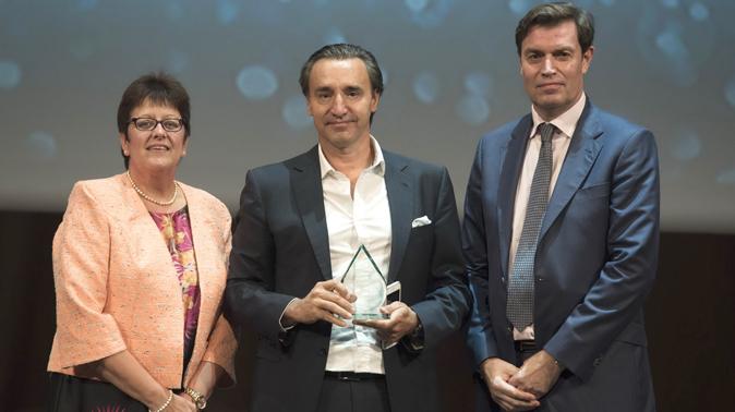 Mehmet Kutman 'Yılın Adamı' seçildi