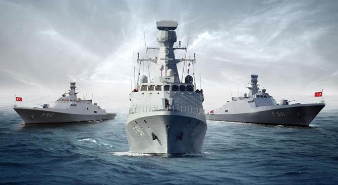 Türk savunma sanayisi Hazar Denizi'ne açılıyor