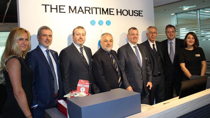 Denizcilikte yeni bir anlayış: The Maritime House
