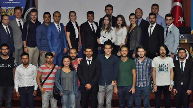 Denizin Yıldızları etkinliği öğrencileri sektörle buluşturdu