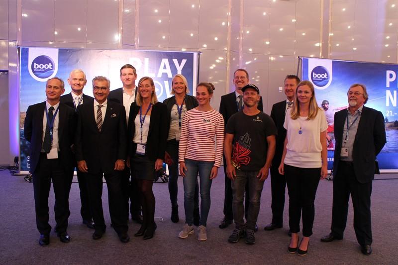 Boot Dusseldorf'ta 360 derece su sporları deneyimi yaşanacak