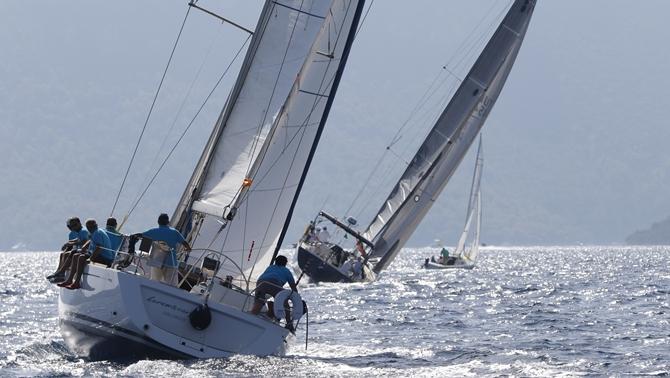 Rixos Sailing Cup Yelken Yarışları Sonuçlandı