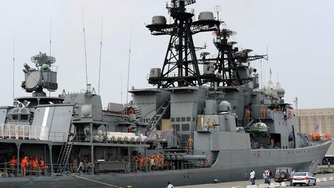 Rusya, Suriye Tartus limanına daimi deniz üssü kuruyor