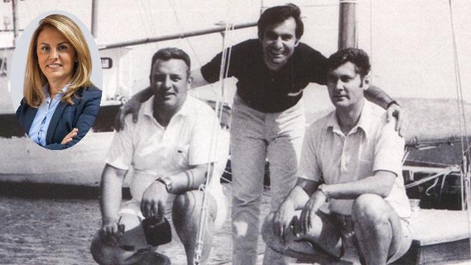 Özlem Akdurak'ın denizci olmasının ailesinden geldiği anlaşıldı