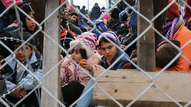 ABD'de mültecilere yönelik ırkçı karar