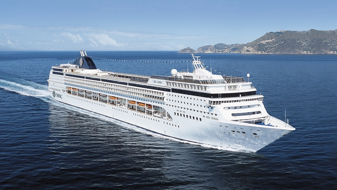 MSC Cruises'dan Küba ve Karayipler'e indirimli turlar