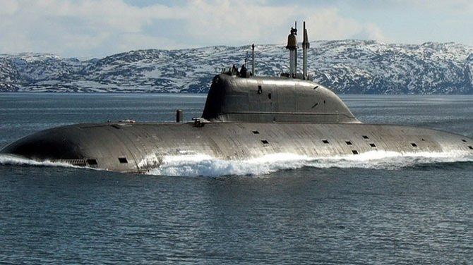 Rusya Akdeniz'e üç denizaltı gönderdi