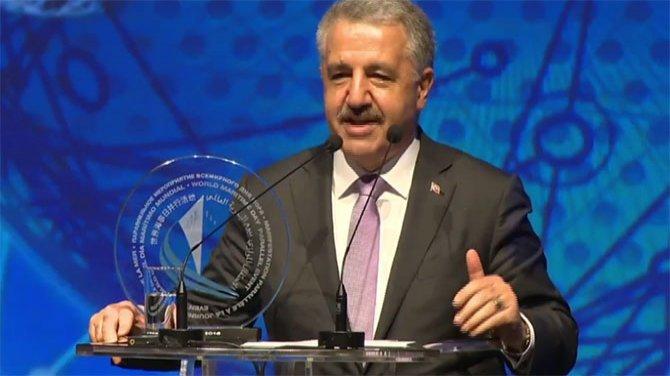 Bakan Ahmet Arslan'dan denizci ülkelere çağrı