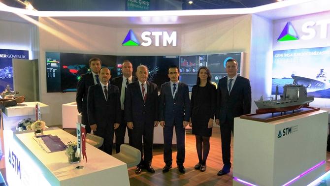 STM, yabancı askeri heyetleri ağırladı