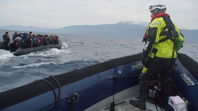 Avrupa Birliği'nin deniz sınırları güçlenecek