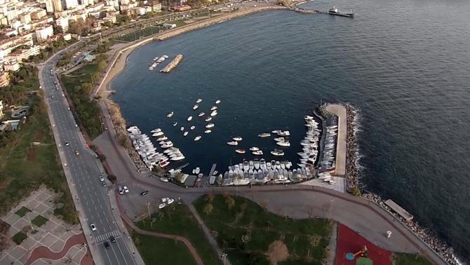 Sahil projesi denizin ekolojik sistemini değiştirecek