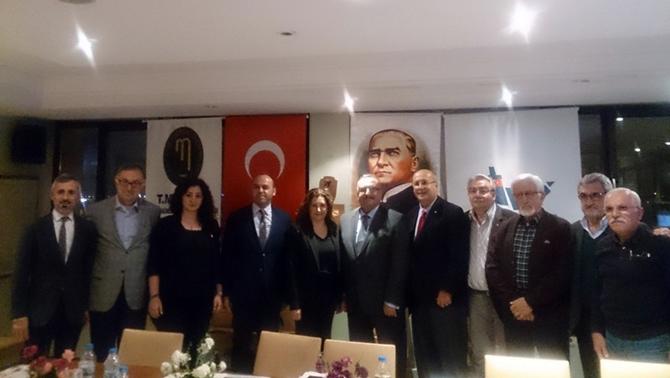 TURMEPA'dan Türkiye Denizcilik Federasyonu'na ziyaret