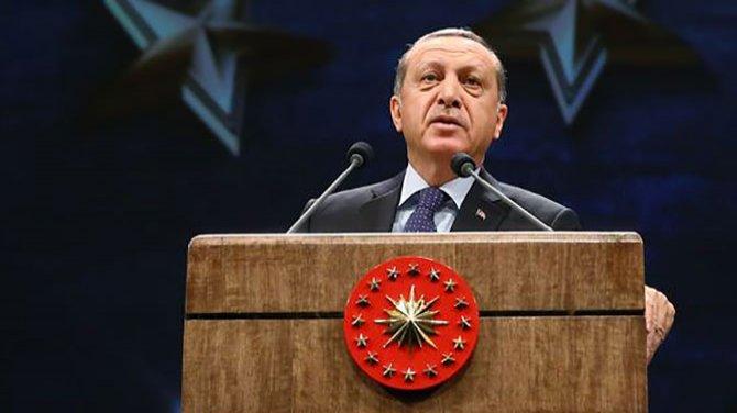 """Erdoğan: """"Mücadelemi sürdüreceğim"""""""