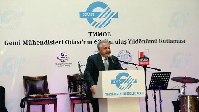 Bakan Arslan, GMO programında önemli açıklamalarda bulundu