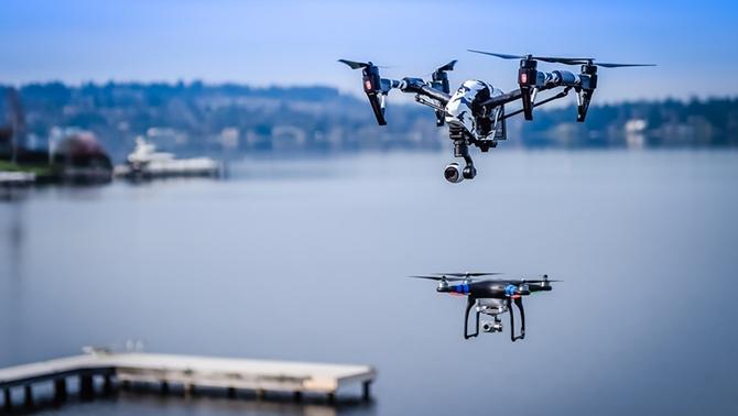Denizlerde devriye görevini dronlar yapacak