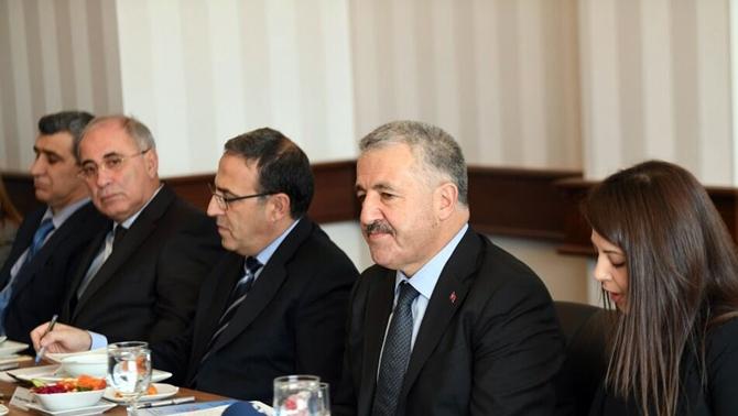 Türkiye-Moritanya ilişkileri balıkçılık sektörü bazında geliştirilmeli