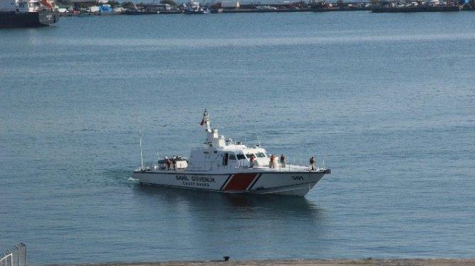 Balıkçı teknesinde çalışan 5 Gürcü yakalandı