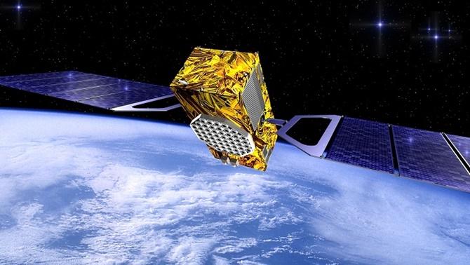 AB, Galileo projesi için 4 uydu daha fırlattı