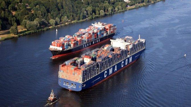 Hamburg Awaits Decision on Elbe Deepening